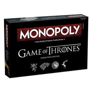 Galda spēle Monopoly - Game of Thrones