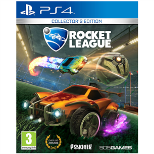 Spēle priekš PlayStation 4, Rocket League Collectors Edition