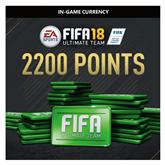 FIFA 18 Points 2200
