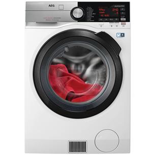 Veļas mazgājamā mašīna ar žāvētāju, AEG / maks.ielāde: 10kg / 6kg