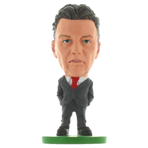 Statuete Louis van Gaal Manchester United, SoccerStarz