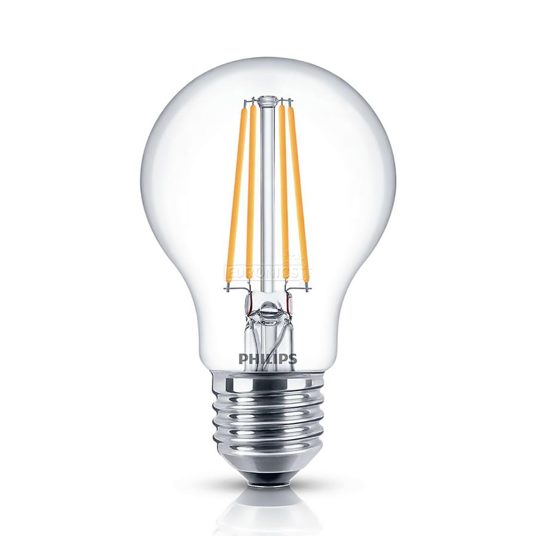 led lamp philips e27 2 pcs 929001387371. Black Bedroom Furniture Sets. Home Design Ideas