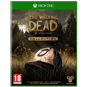 Spēle priekš Xbox One, The Walking Dead Collection