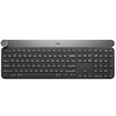 Bezvadu klaviatūra Craft, Logitech / RUS