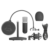 Mikrofons Emita, Trust