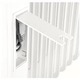 Eļļas radiators ECG / 2000W