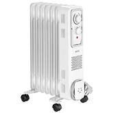 Eļļas radiators ECG / 1500W