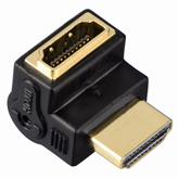 Adapteris HDMI 90°, Hama