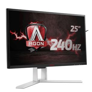 25 Full HD LED TN monitors AGON, AOC