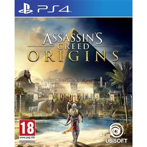 Spēle priekš PlayStation 4, Assassins Creed: Origins