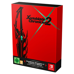 Spēle priekš Nintendo Switch, Xenoblade Chronicles 2 Collectors Edition