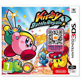 Spēle priekš Nintendo 3DS, Kirby Battle Royale