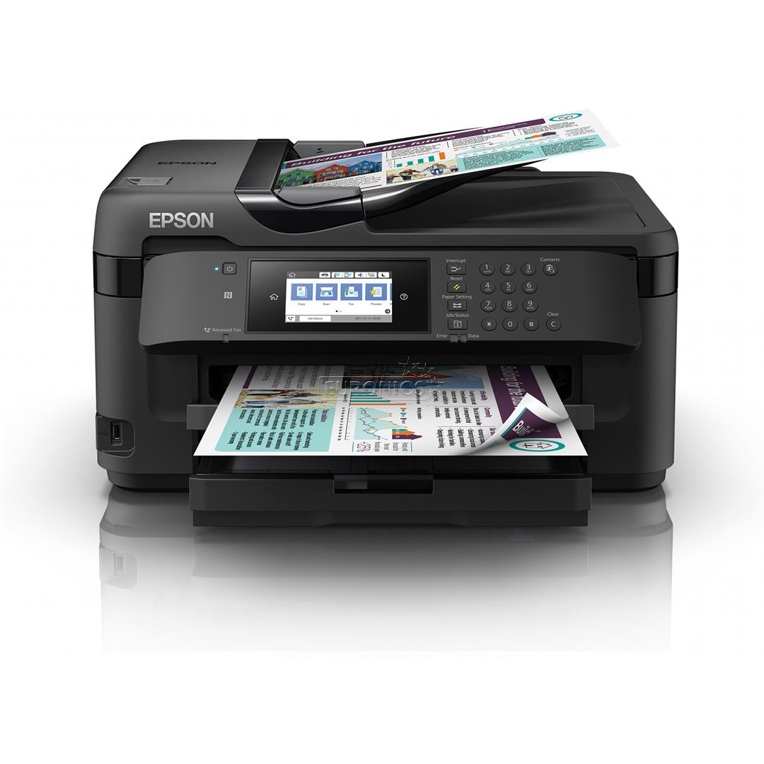 Drivers: Epson WorkForce 40 Printer