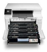 Multifunction laser printer Color LaserJet Pro M180n, HP