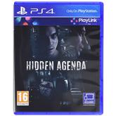 Spēle priekš PlayStation 4, Hidden Agenda
