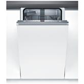 Iebūvējama trauku mazgājamā mašīna, Bosch / 9 komplektiem