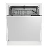 Iebūvējama trauku mazgājamā mašīna, Beko / 12 komplektiem