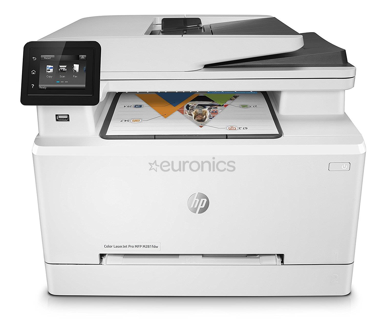 Laser and inkjet printer: the principle of printing 85