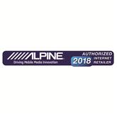 Auto magnetola UTE-81R, Alpine