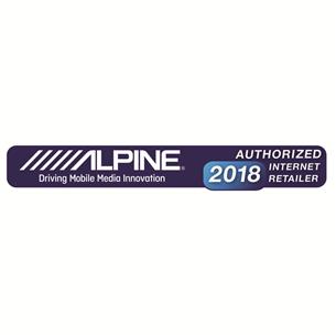 Auto skaļruņi, Alpine