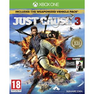 Spēle priekš Xbox One, Just Cause 3 Day 1 Edition