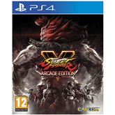 Spēle priekš PlayStation 4, Street Fighter V: Arcade Edition