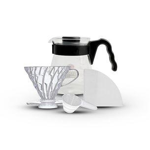 Kafijas pagatavošanas komplekts V60, Hario