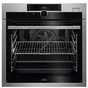 Built-in steam oven AEG