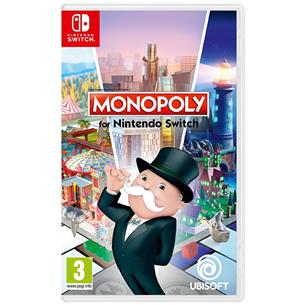 Spēle priekš Nintendo Switch, Monopoly