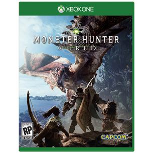 Spēle priekš Xbox One, Monster Hunter: World