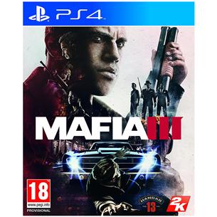 Spēle priekš PlayStation 4, Mafia III