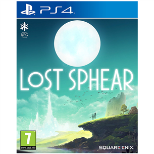 Spēle priekš PlayStation 4, Lost Sphear