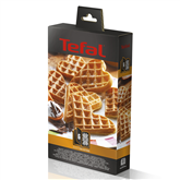 Heart-shaped waffle set for Tefal Snack Collection