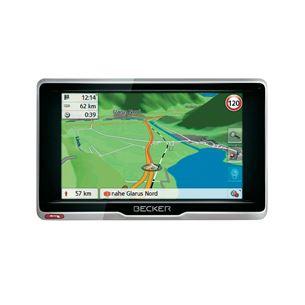 GPS navigācija TRANSIT 5, Becker