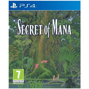 Spēle priekš PlayStation 4, Secret of Mana