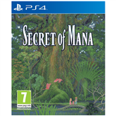 Spēle priekš PlayStation 4, Secret of Mana