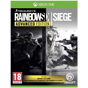 Spēle priekš Xbox One, Rainbow Six: Siege Advanced Edition