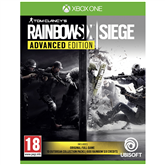 Spēle priekš Xbox One, Rainbow Six: Siege Advanced Edition