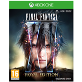 Spēle priekš Xbox One, Final Fantasy XV Royal Edition