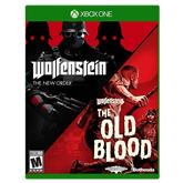 Xbox One game Wolfenstein: Double Pack