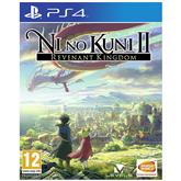 Игра для PlayStation 4, Ni No Kuni II: Revenant Kingdom