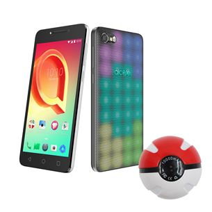 Viedtālrunis A5LED, Alcatel + Portatīvais barošanas avots Magic Ball 10000mAh