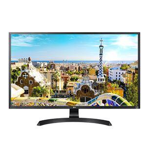 32 UHD 4K LED VA monitors, LG