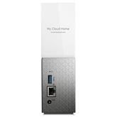 Ārējais HDD cietais disks My Cloud Home, Western Digital / 8 TB