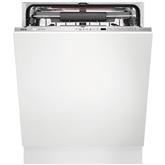 Iebūvējama trauku mazgājamā mašīna, AEG / 15 komplektiem