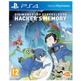 Spēle priekš PlayStation 4, Digimon StoryCyber Sleuth: Hackers Memory