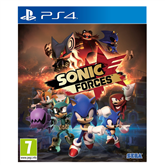 Spēle priekš PlayStation 4, Sonic Forces
