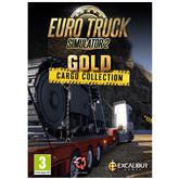 Spēle priekš PC, Euro Truck Simulator 2: Cargo Collection Gold