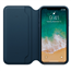 iPhone X leather folio Apple