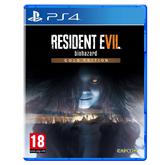 Игра для PlayStation 4, Resident Evil VII Gold Edition